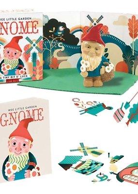 Running Press Wee Little Garden Gnome