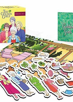 Hachette The Golden Girls Magnet Set