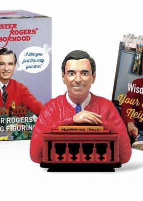 Hachette Mister Rogers Talking Figurine