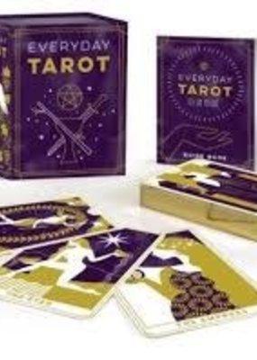 Running Press Everyday Tarot Mini Kit