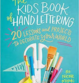 Hachette The Kids Book of Hand Lettering