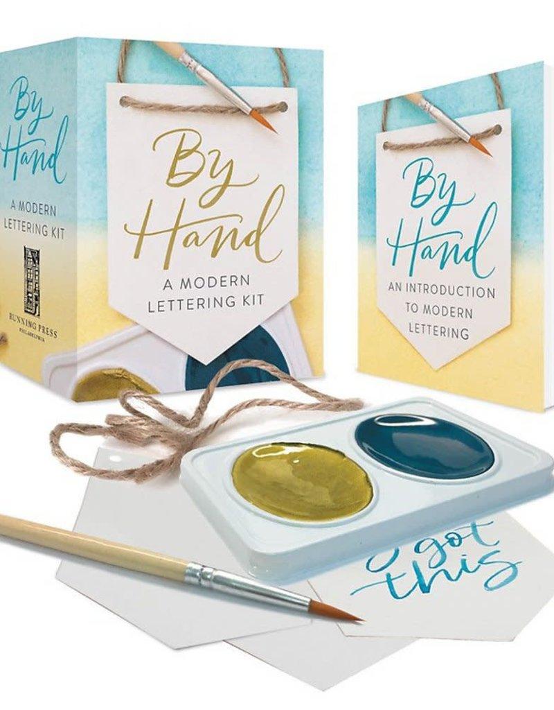Hachette By Hand Modern Lettering Kit