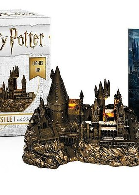 Hachette Harry Potter Hogwarts Castle and Sticker Book