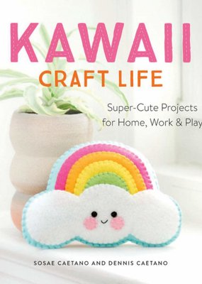 Hachette Kawaii Craft Life
