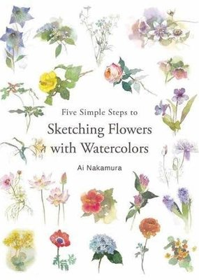 Ingram 5 Simple Steps to Sketching Flowers with Watercolors