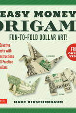 Tuttle Publishing Easy Money Origami