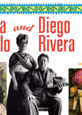 IPG Frida Kahlo and Diego Rivera Activity Book