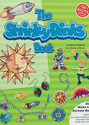 Klutz The Shrinky Dinks Book