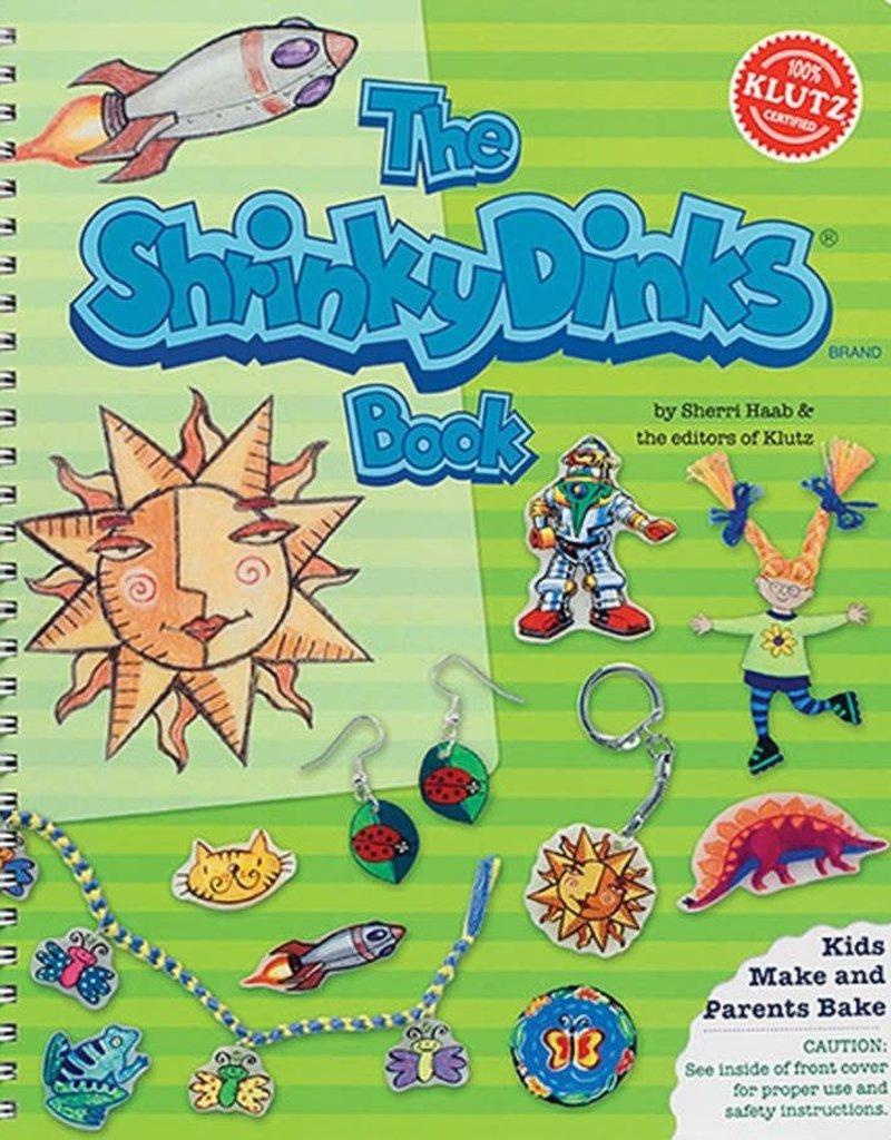 Klutz The Shrinky Dinks Book