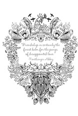 Macmillan Coloring Book Jane Austen