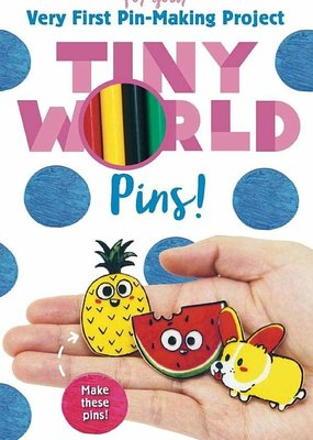 Odd Dot Tiny World Pins