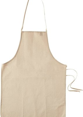 Mark Richards Apron Canvas Natural Adult