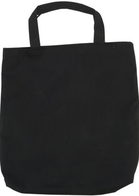 Mark Richards Tote Canvas Black Flat