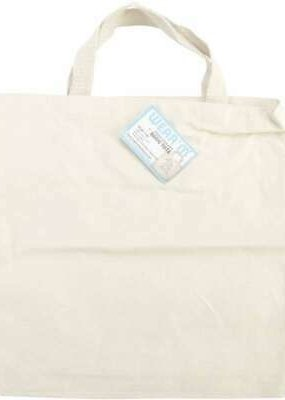Mark Richards Tote Canvas Natural Flat
