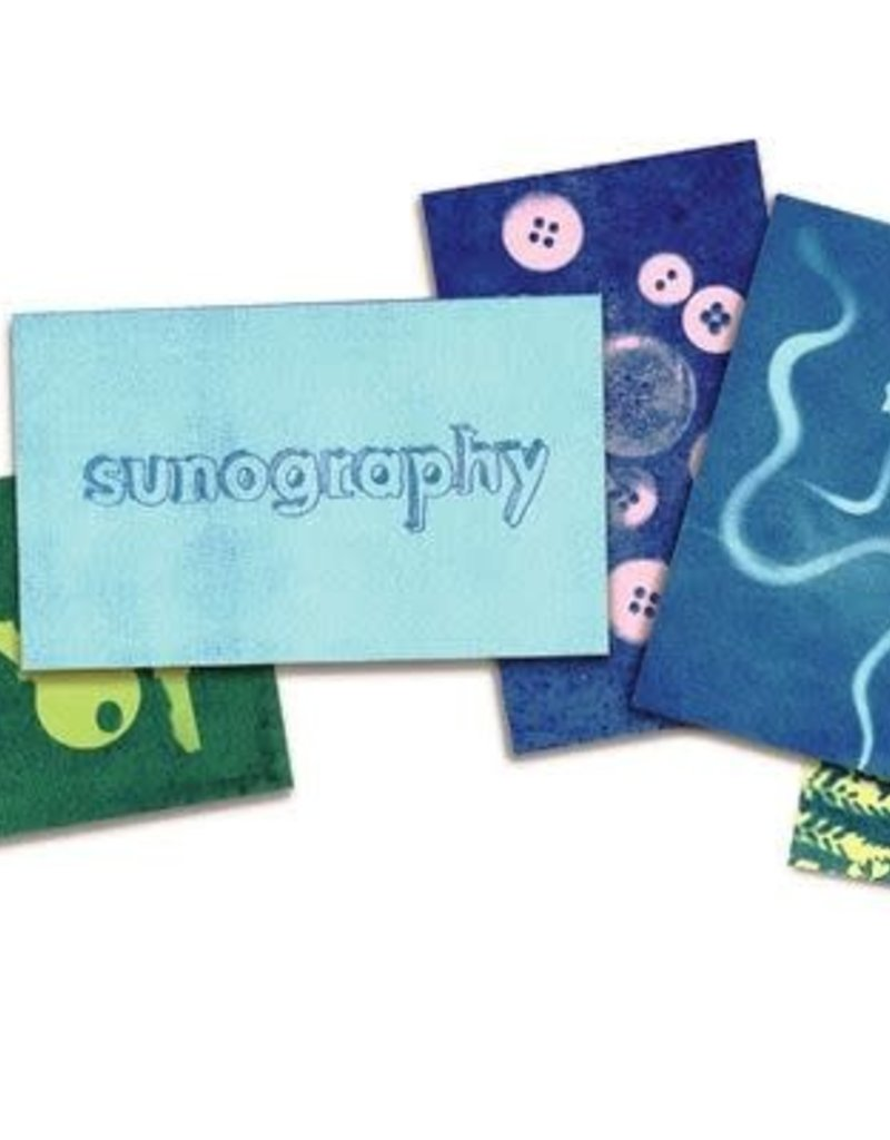 noted Sunography Paper Colors