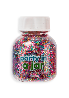 Ooly Pixie Paste Glitter Glue Party In A Jar
