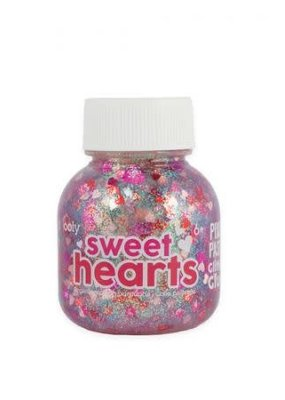 Ooly Pixie Paste Glitter Glue Sweet Hearts