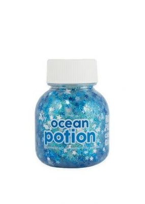 Ooly Pixie Paste Glitter Glue Ocean Potion