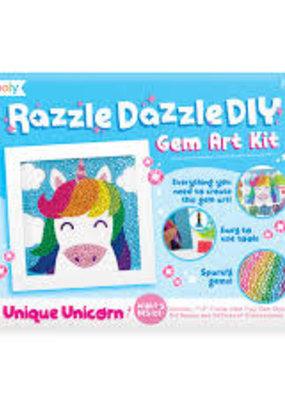 Ooly Gem Art Kit Unique Unicorns