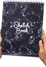 Ooly Standing Sketchbook Celestial Stars