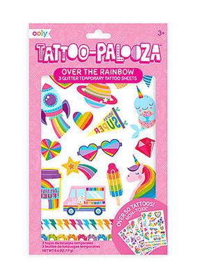 Ooly Tattoo-Palooza Over the Rainbow