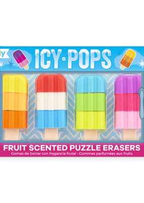 Ooly Icy Pop Erasers
