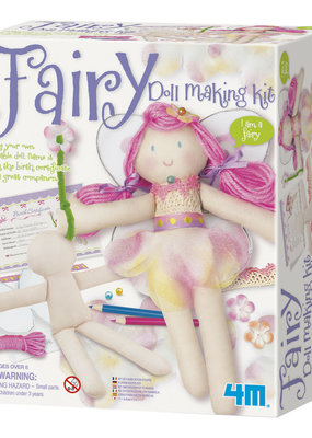 Universal Specialties Fairy Doll Making Kit