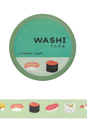 Girl of All Work Washi Sushi