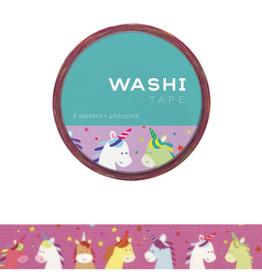 Girl of All Work Washi Unicorns