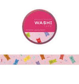 Girl of All Work Washi Gummy Bears