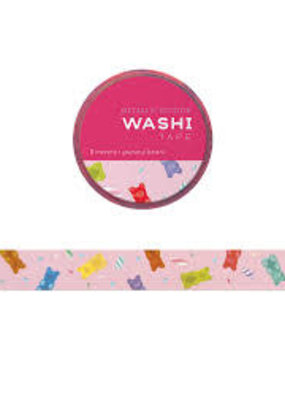 Girl of All Work Washi Gummy Bears