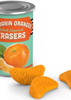 Fred Orange Slice Erasers