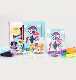 Simon & Schuster My Little Pony Crochet Kit