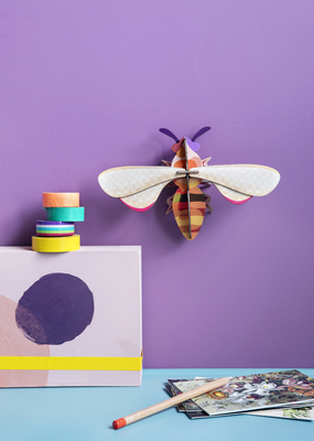 Studio Roof Wall Decoration Kit Honey Bee