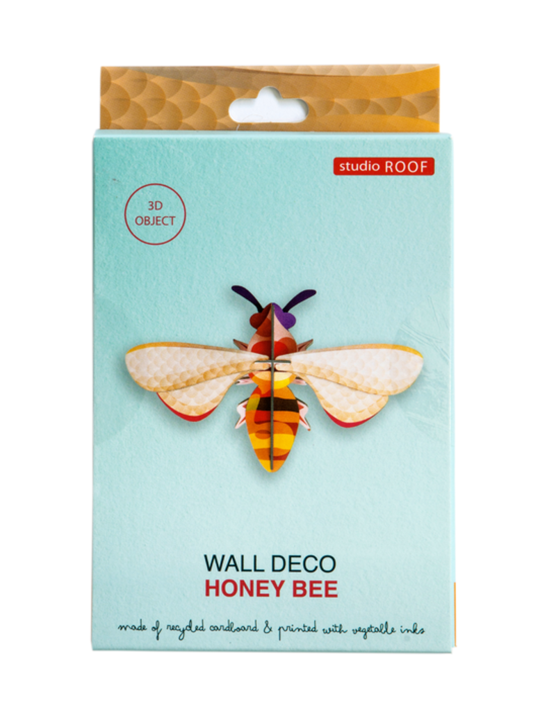 Studio Roof Wall Decoration Kit Honey Bee