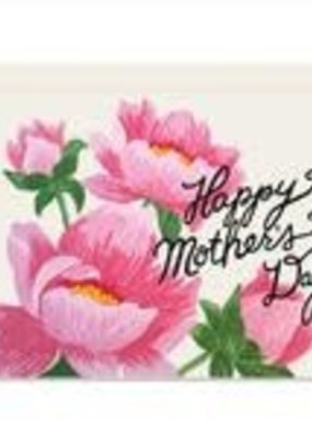 Slightly Stationery Card Mother's Day Flowers