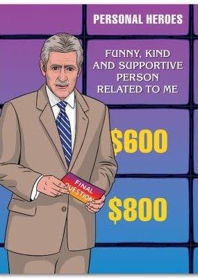 The Found Card Jeopardy
