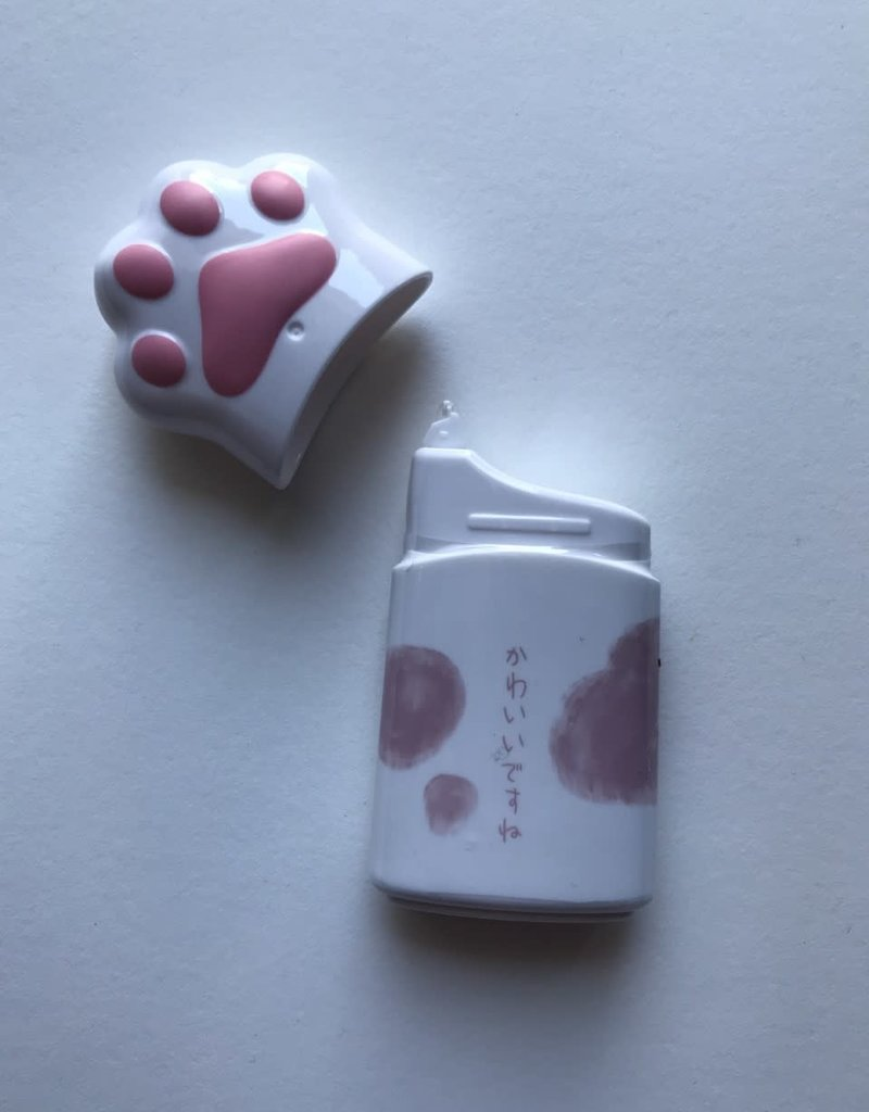 collage Cat Paw Correction Tape