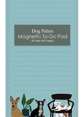 Roger La Borde Magnetic To Do Pad Dog Palais