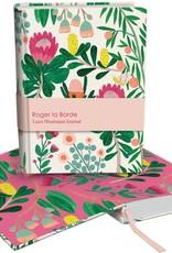 Roger La Borde Luxe Illustrated Journal King Protea Blank