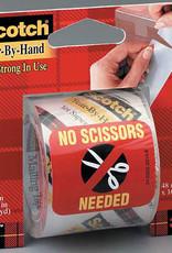 3M Scotch Tape 3841 Hand Tear PK 1.9X629