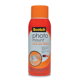 3M Adhesive Spray Photo Mount 10.3 oz