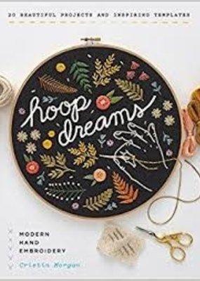 Abrams Hoop Dreams : Modern Hand Embroidery