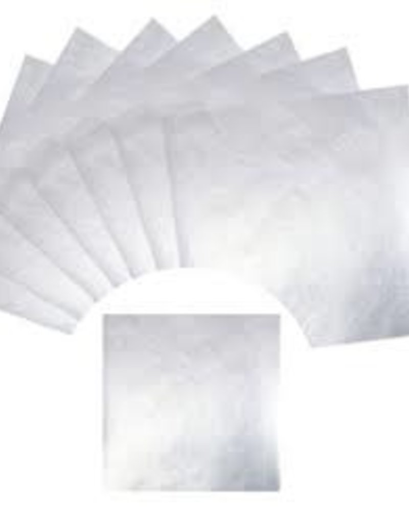 Aitoh Origami Paper Silver Foil