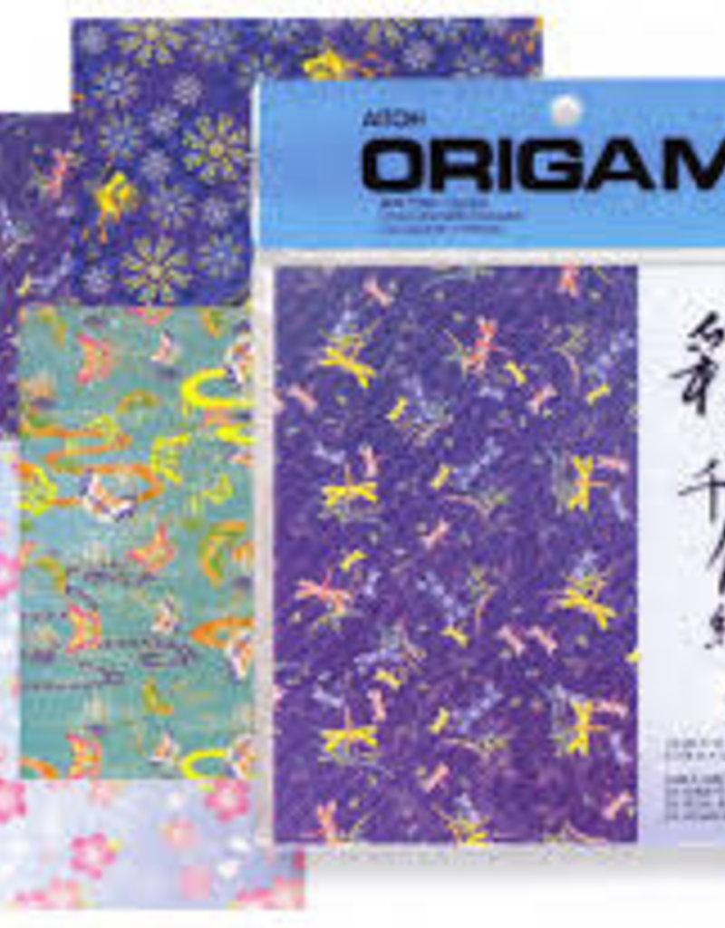Aitoh Origami Paper Saisai Washi Chiyogami