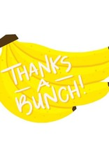 Alexis Mattox Design Die Cut Card Bananas Bunch