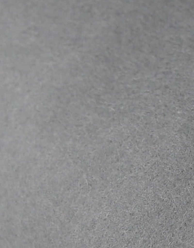 Barefoot Fibers 1mm Wool Felt 8x12 Sheets Black & Grays