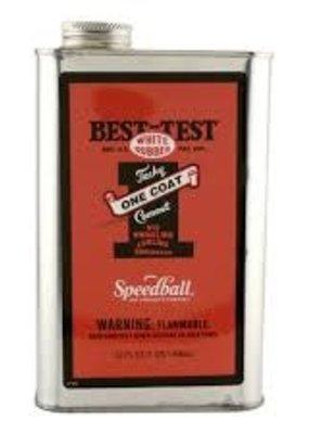 Best-Test Best-Test One Coat Rubber Cement Quart