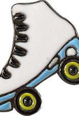 C & D Visionary Enamel Pin Roller Skate