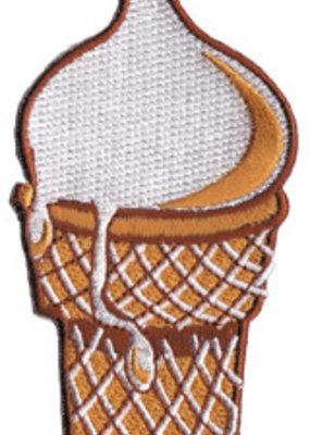 C & D Visionary Patch Ice Cream Cone